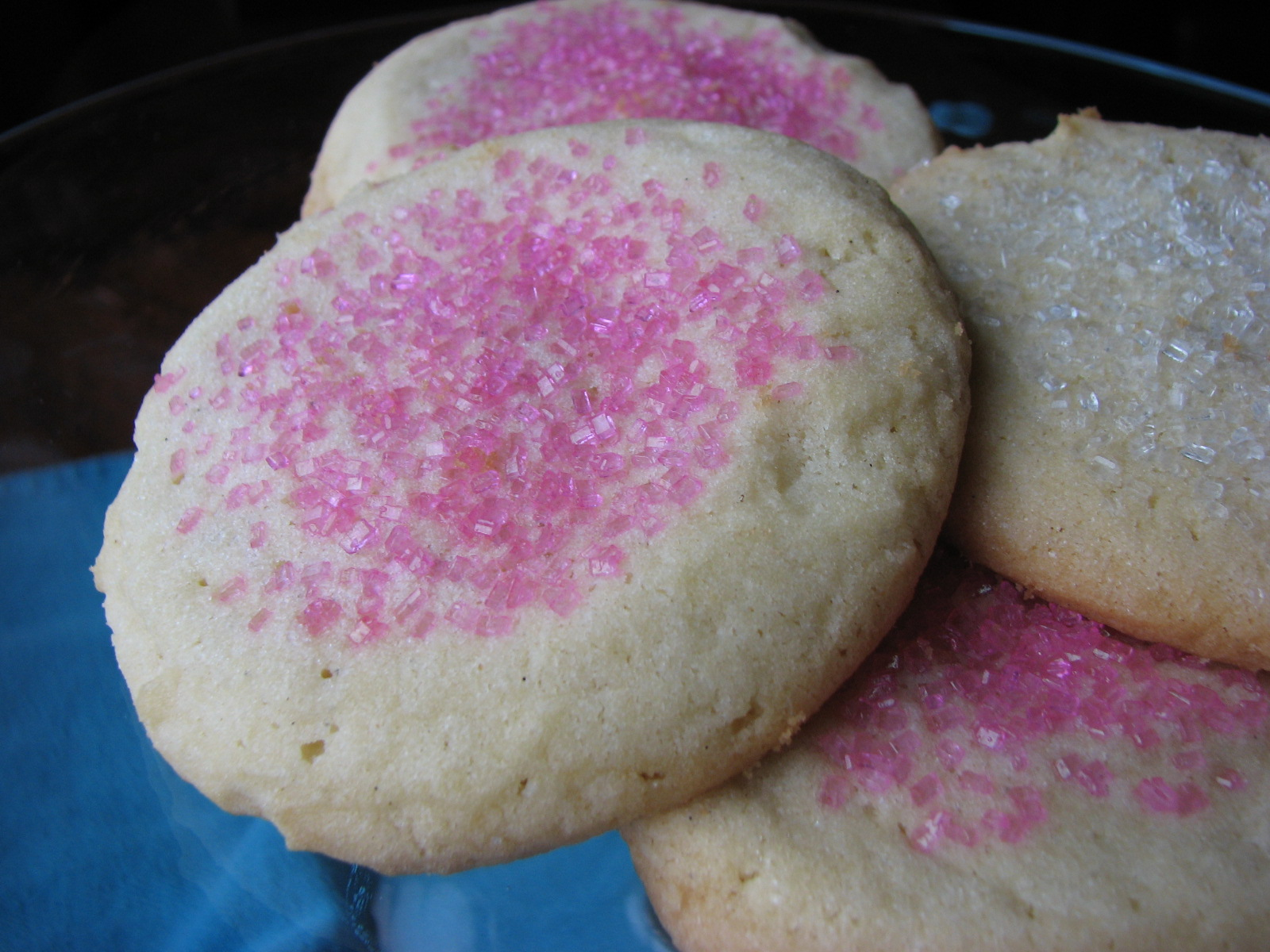 Heidi Bakes: Pioneer Woman's Angel Sugar Cookies