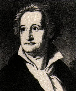 Poetry Auto Racing Jokes Poems on German Poet Johann Wolfgang Von Goethe 1700 1800