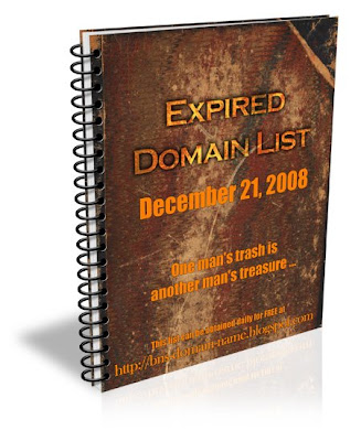 2000 Deleted Domains List 12-21-2008