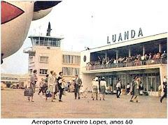 AEROPORTO CRAVEIRO LOPES - 1960.