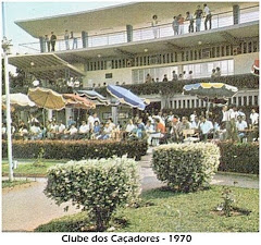 CLUBE DOS CAÇADORES - 1970.