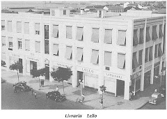 LIVRARIA LELLO -  ANO 1959.