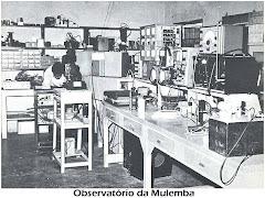 OBSERVATÓRIO DA MULEMBA -  ANO 1963.
