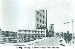 HOTEL PRESIDENTE LARGO DE DIOGO CÃO, AV. MARGINAL DE LUANDA.
