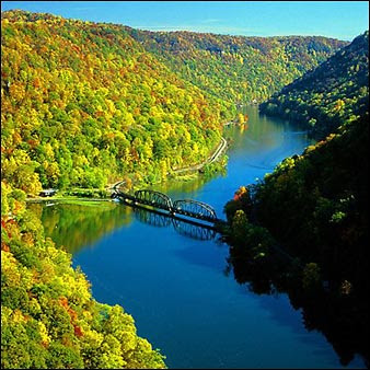 Free Visit To Most Famous Places Of The World West Virginia