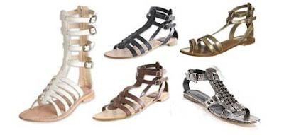280995 - Gladyat�r Sandalet Modelleri