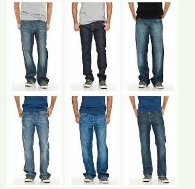 Erkek Kot Pantolon Modelleri