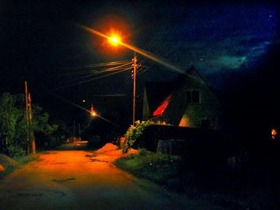 Старкон ночью