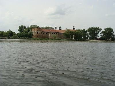 Фото замка К.Острожского в г.Староконстантинове