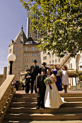 Hotel MacDonald wedding