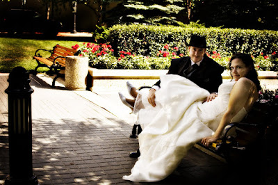 Hotel MacDonald wedding photography