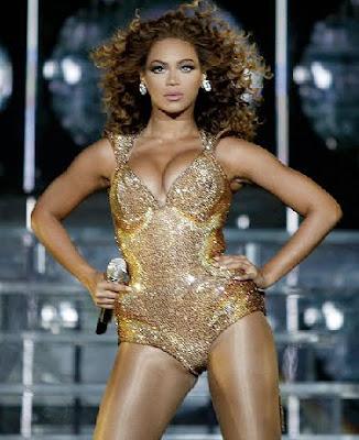 Beyonce en Chile