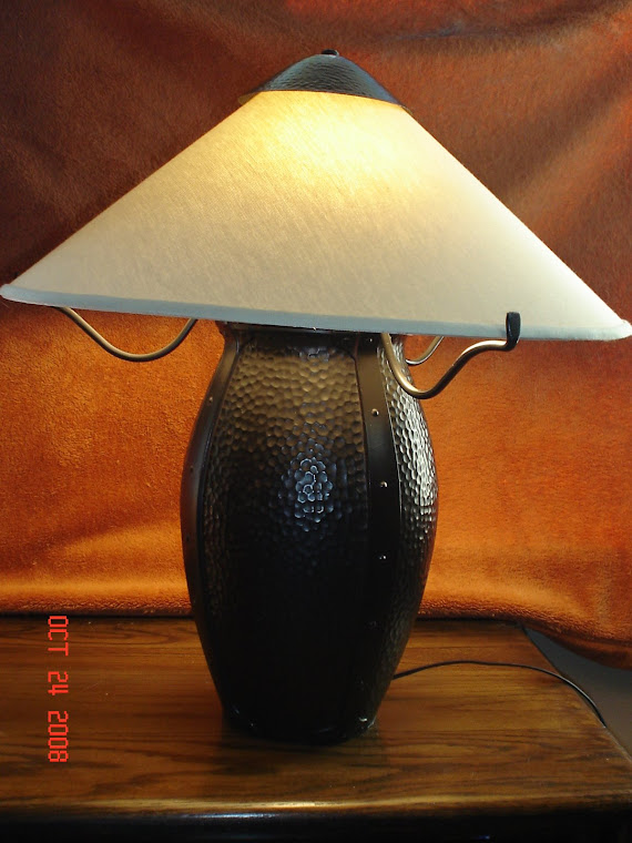 I RESTORE LAMP SHADES TOO!