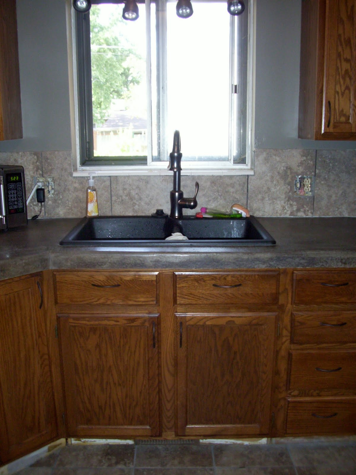 Impressive Here is the new hood with the new Jenn Air electric stove top. I got  1200 x 1600 · 161 kB · jpeg