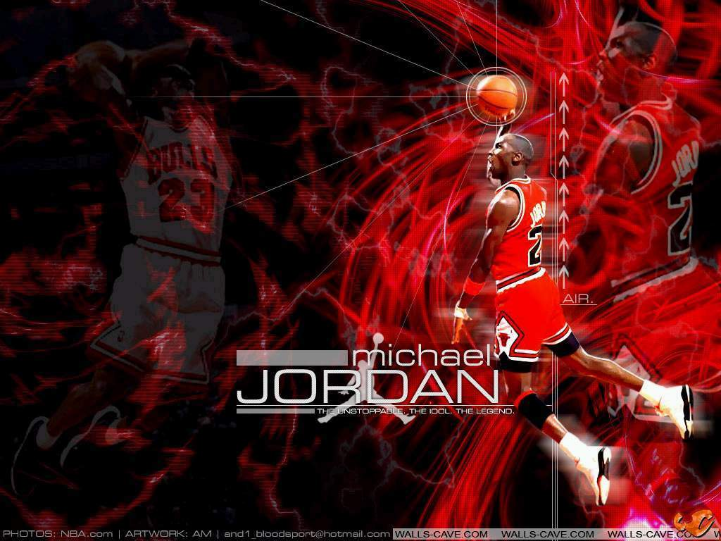 Michael Jeffrey Jordan born