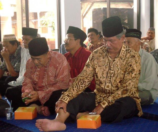 Peresmian Masjid Assalaam 3