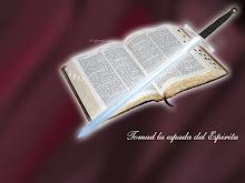 LA BIBLIA ES TU MANUAL DIARIO