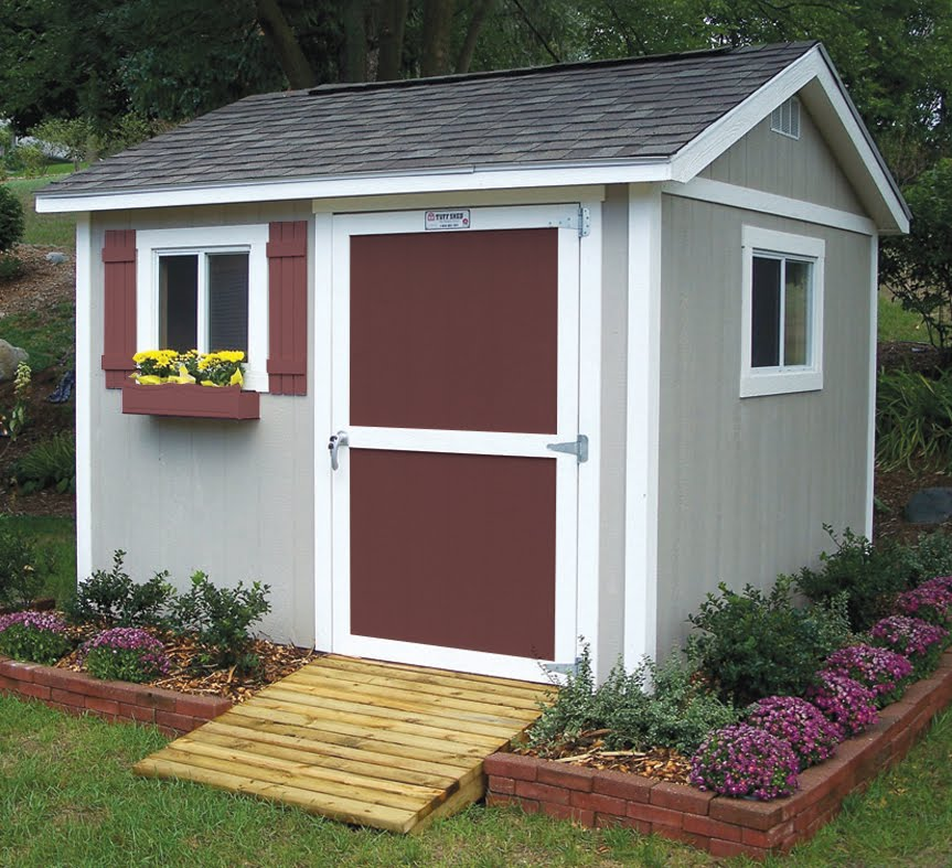 Tuff shed newsletter for Tuff sheds