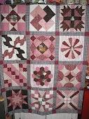 Mijn eerste quilt.