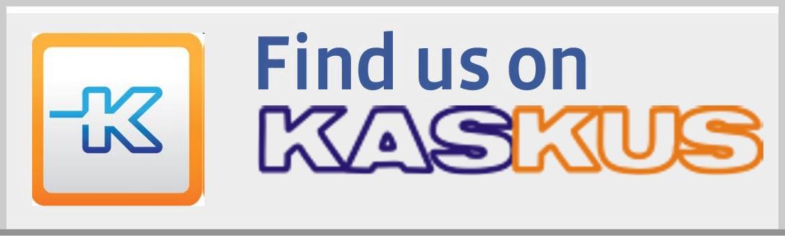 Find Us On Kaskus