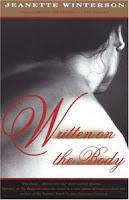 Written on the Body, by Jeanette Winterson