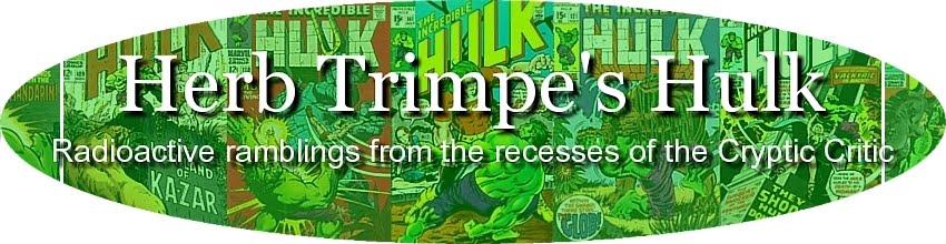 Herb Trimpe's Hulk