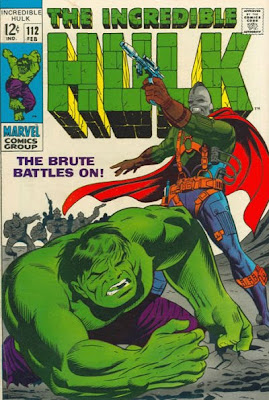 Incredible Hulk #122, the Galaxy Master