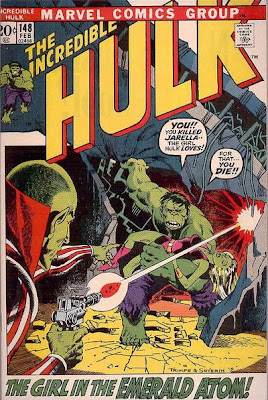 Incredible Hulk #148, Jarella returns