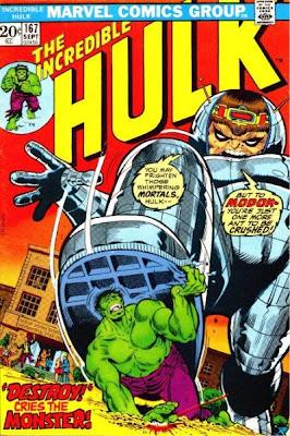 Incredible Hulk #167, Modok