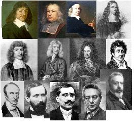 Men who made mathematics