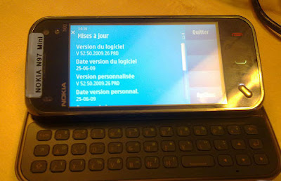NOKIA N97 MINI