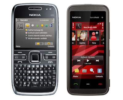 NOKIA E72