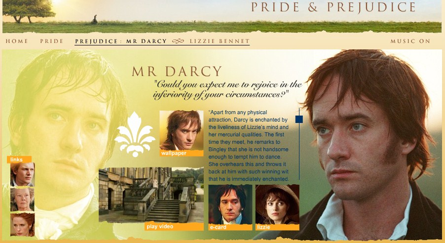 pride and prejudice character analysis darcy Pride and prejudice: an analysis of mr wickham's character wickhams bad character is finally confirmed in darcys letter explaining wickhams purposes at length pride and prejudice: a critical analysis.