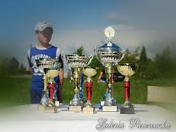 Główne trofea