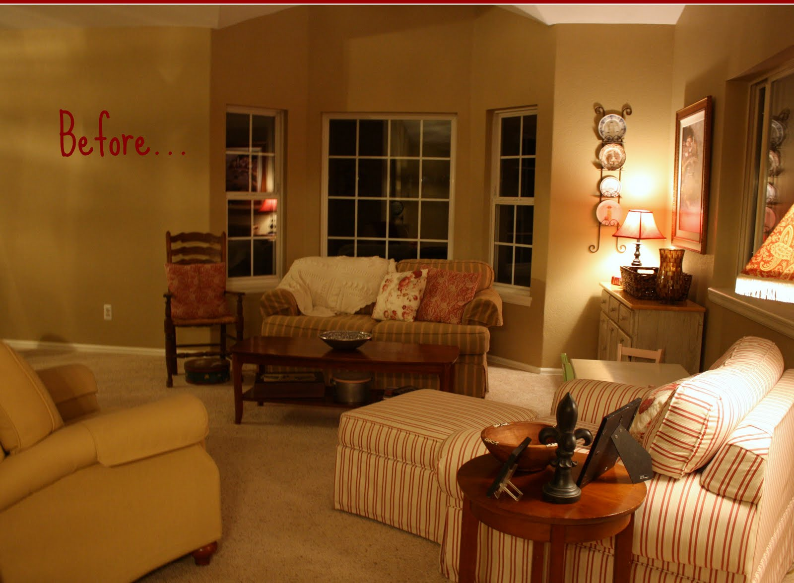 The Created Home Rearranging