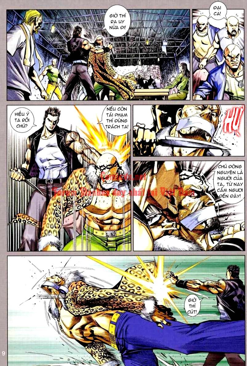 Vương Phong Lôi 1 chap 9 - Trang 9