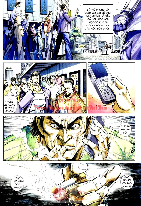 Vương Phong Lôi 1 chap 3 - Trang 8