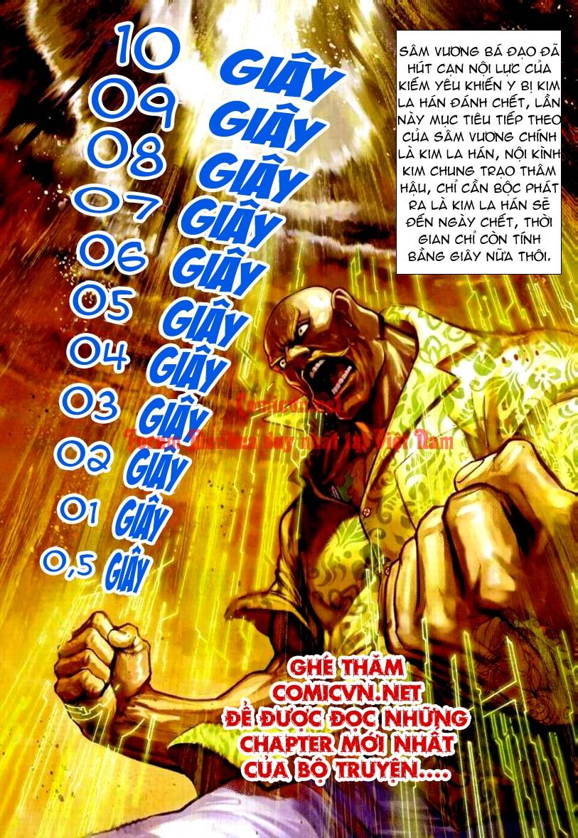 Vương Phong Lôi 1 chap 9 - Trang 33