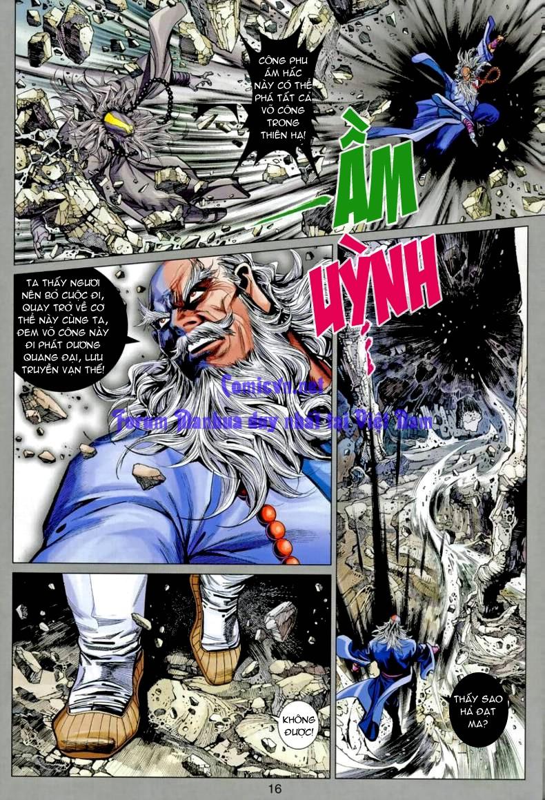 Vương Phong Lôi 1 chap 7 - Trang 15