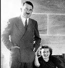 Hitler y Geli Raubal