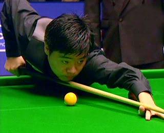 Дин Джуньху продемонстрировал на чемпионате мира более хладнокровный снукер
