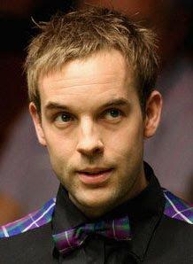 в четвертьфинале чемпионата Британии по снукеру Картер начал лихо, но удержать заданного темпа не смог