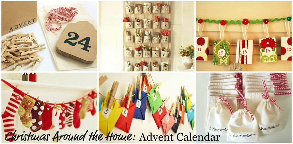 Advent calendar wedding