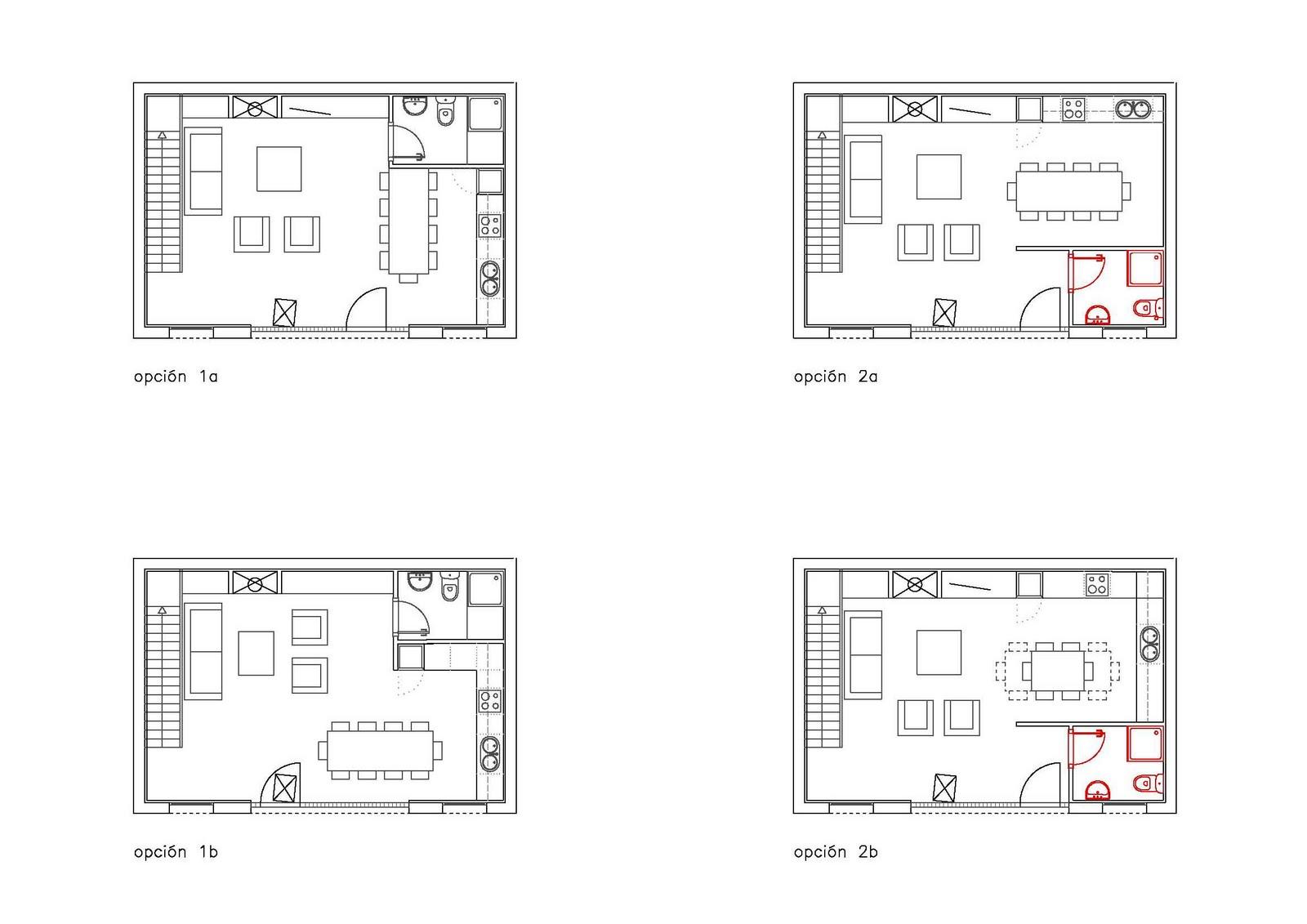 medidas minimas de un bao de una casa. good tradicional plano de