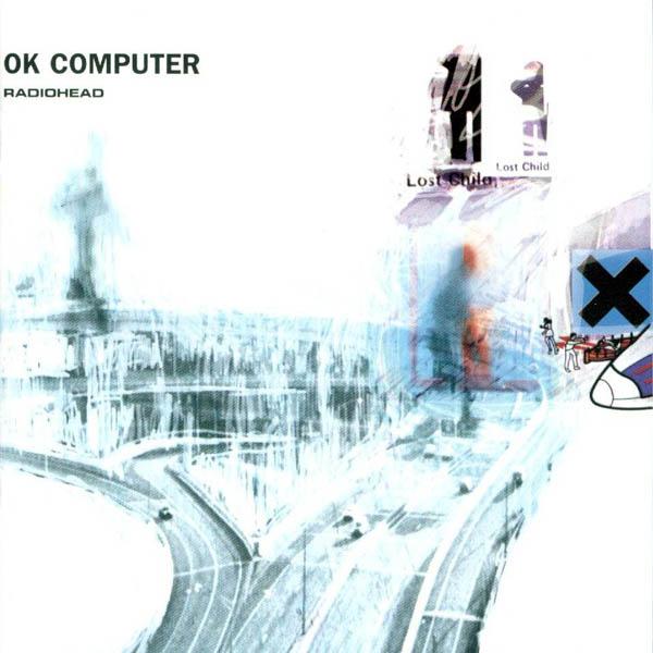 radiohead ok computer album