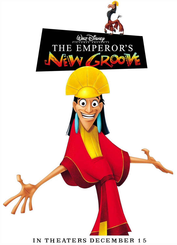 The Emperors New Groove 2000 - Hoàng Đế Lạc Đà [hd]