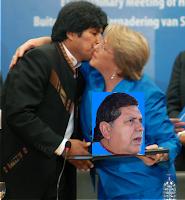 ¿ CHILE Y BOLIVIA PACTARON ?