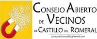 Logotipo Consejos de Vecinos Castillo del Romeral