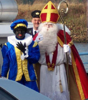 hollandconnections holland festivities sinterklaas en zwarte piet. Black Bedroom Furniture Sets. Home Design Ideas