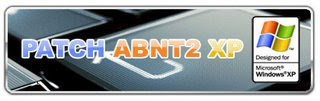 patchabnt Patch ABNT2 XP